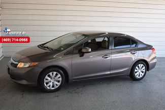 2012 Honda Civic LX in McKinney Texas, 75070