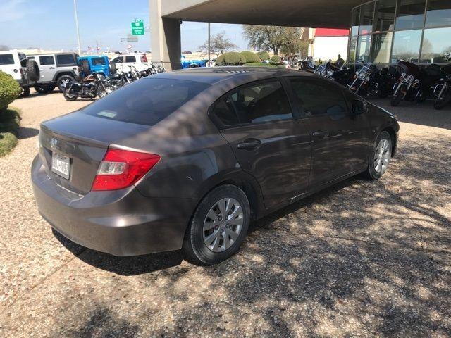 2012 Honda Civic LX in McKinney Texas, 75070