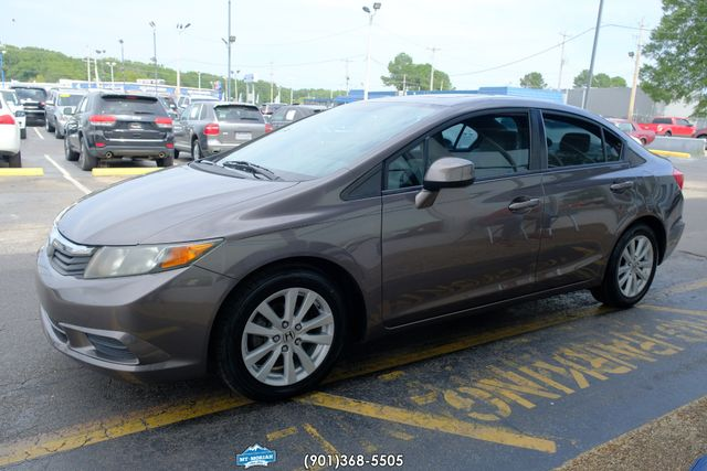 2012 Honda Civic EX in Memphis, Tennessee 38115