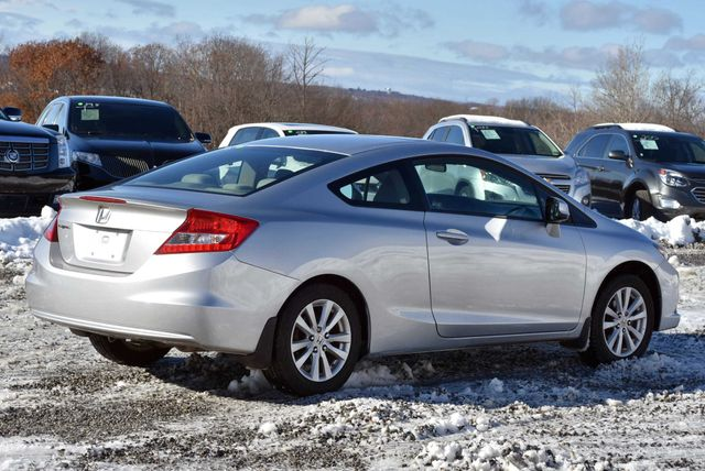 2012 Honda Civic EX Naugatuck, Connecticut 4
