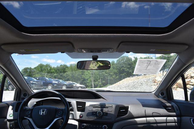 2012 Honda Civic EX-L Naugatuck, Connecticut 11