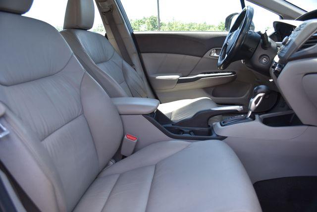 2012 Honda Civic EX-L Naugatuck, Connecticut 2