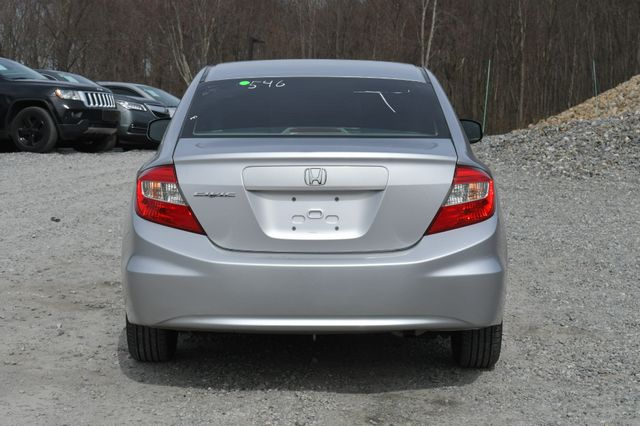 2012 Honda Civic LX Naugatuck, Connecticut 3