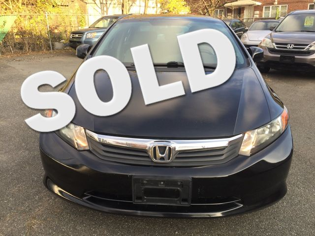 2012 Honda Civic LX New Brunswick, New Jersey