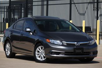 2012 Honda Civic EX* Sunroof* EZ Financing** | Plano, TX | Carrick's Autos in Plano TX