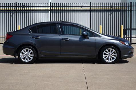 2012 Honda Civic EX* Sunroof* EZ Financing** | Plano, TX | Carrick's Autos in Plano, TX