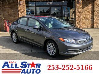 2012 Honda Civic EX in Puyallup Washington, 98371