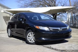 2012 Honda Civic LX in Richardson, TX 75080