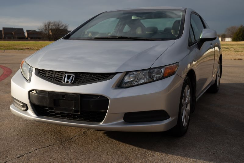 2012 Honda Civic LX in Rowlett, Texas