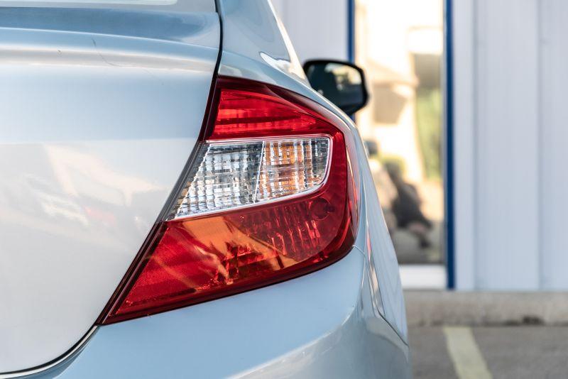 2012 Honda Civic LX in Rowlett, Texas
