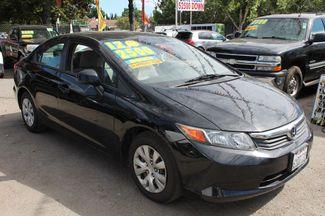 2012 Honda Civic LX in San Jose, CA 95110