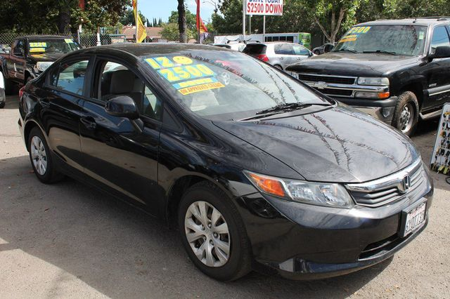 2012 Honda Civic LX in San Jose, CA 95110