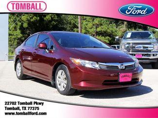 2012 Honda Civic LX in Tomball, TX 77375