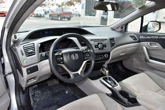 2012 Honda Civic LX Waterbury, Connecticut 10