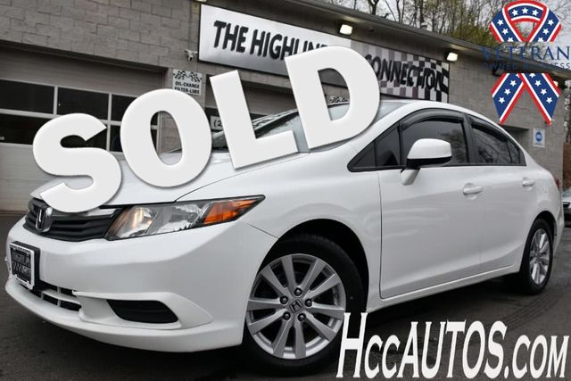 2012 Honda Civic EX Waterbury, Connecticut