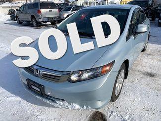 2012 Honda Civic LX  city MA  Baron Auto Sales  in West Springfield, MA