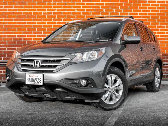 2012 Honda CR-V EX-L Burbank, CA 0