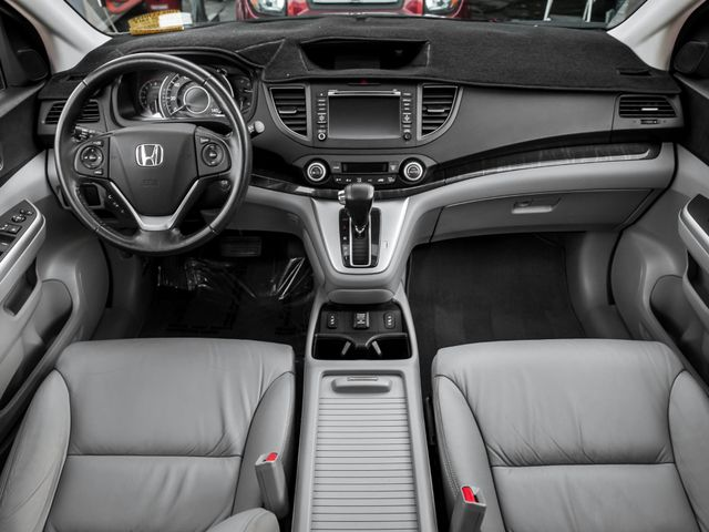 2012 Honda CR-V EX-L Burbank, CA 8
