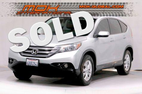 2012 Honda CR-V EX-L - Leather - Navigation - 4WD in Los Angeles