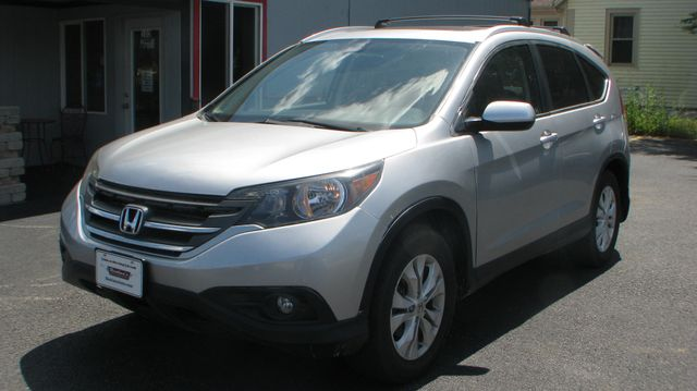 2012 Honda CR-V EX-L in Coal Valley, IL 61240