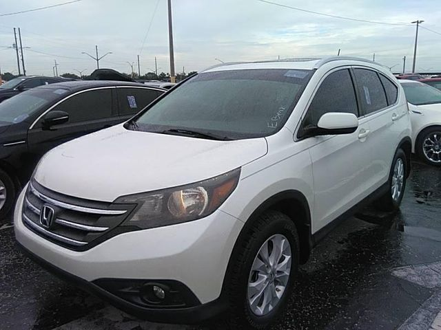2012 Honda CR-V EX-L in Dallas, Georgia 30132
