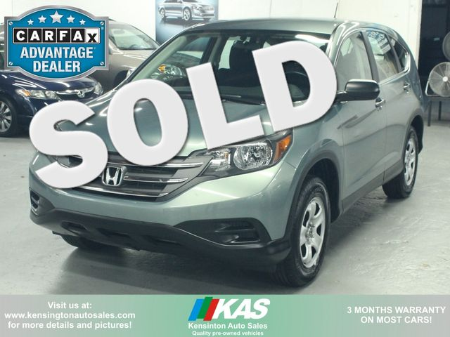 2012 Honda CR-V LX 4WD Kensington, Maryland