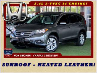 2012 Honda CR-V EX-L FWD - SUNROOF - HEATED LEATHER! Mooresville , NC
