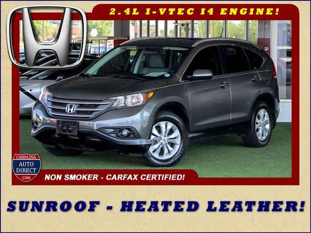 2012 Honda CR-V EX-L FWD - SUNROOF - HEATED LEATHER! Mooresville , NC 0