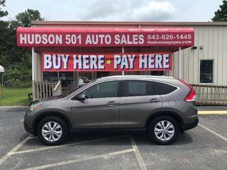 2012 Honda CR-V EX-L | Myrtle Beach, South Carolina | Hudson Auto Sales in Myrtle Beach South Carolina