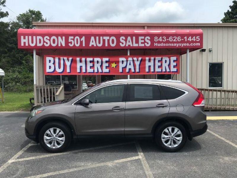 2012 Honda CR-V EX-L   Myrtle Beach, South Carolina   Hudson Auto Sales in Myrtle Beach South Carolina