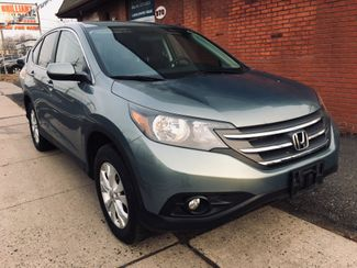 2012 Honda CR-V EX  One Owner Clean Carfax New Brunswick, New Jersey 3