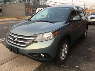 2012 Honda CR-V EX  One Owner Clean Carfax New Brunswick, New Jersey 2