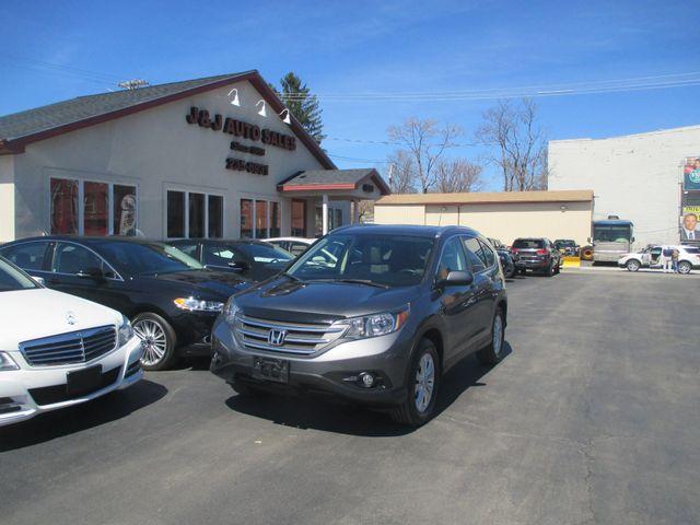 2012 Honda CR-V EX-L in Troy, NY 12182