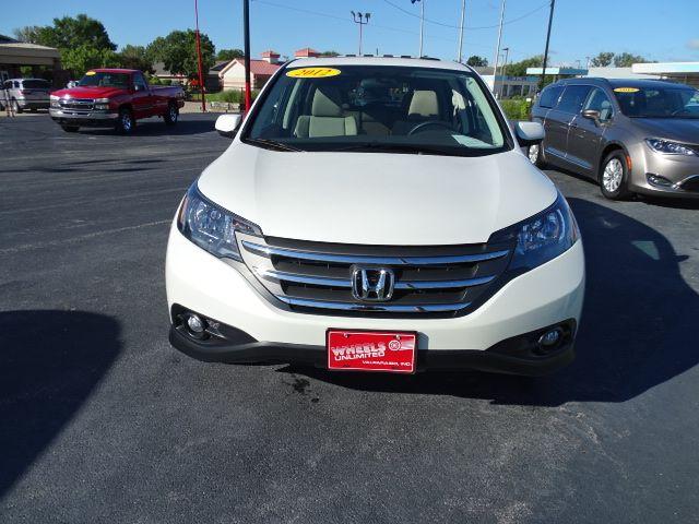 2012 Honda CR-V EX Valparaiso, Indiana 1