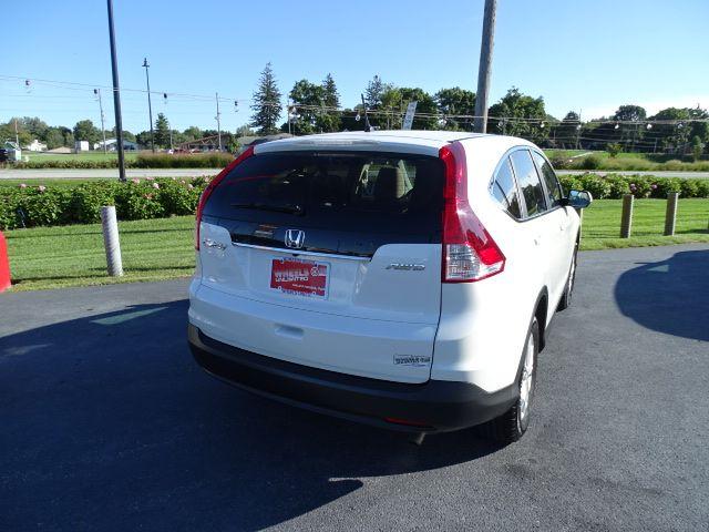 2012 Honda CR-V EX Valparaiso, Indiana 4