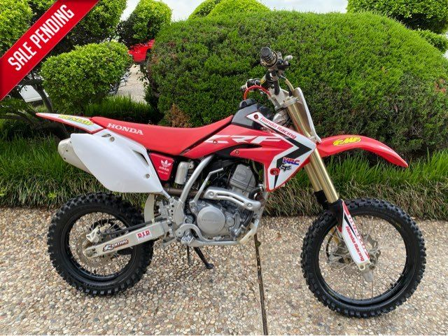 2012 Honda CRF150RC