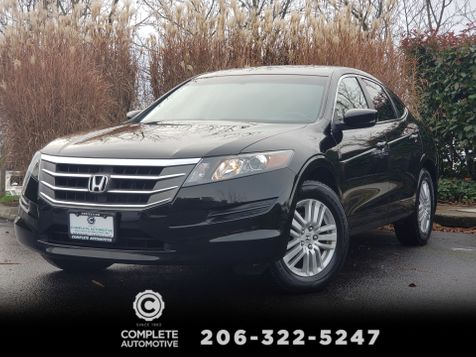 2012 Honda Crosstour EX-L  Leather Heated Seats Back Up Camera Sunroof NICE!  in Seattle