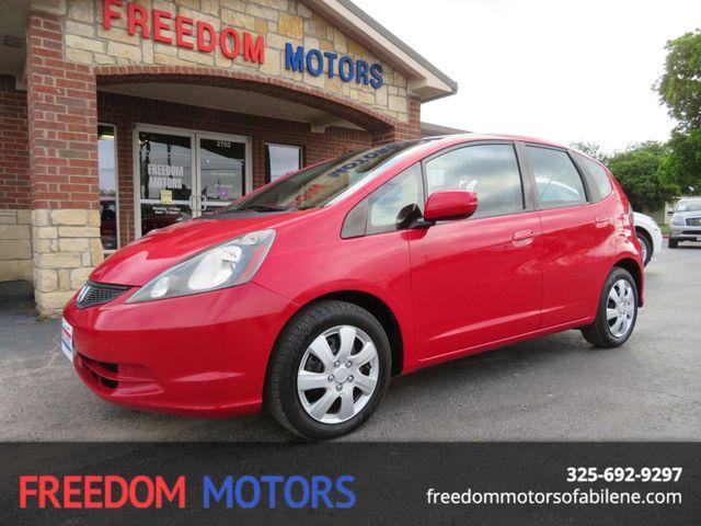 2012 Honda Fit  | Abilene, Texas | Freedom Motors  in Abilene,Tx Texas