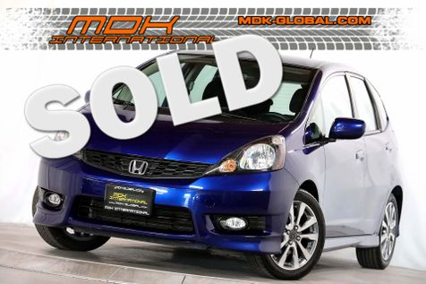 2012 Honda Fit Sport - Alloy wheels - Only 31K miles in Los Angeles