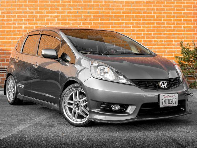 2012 Honda Fit Sport Burbank, CA 1