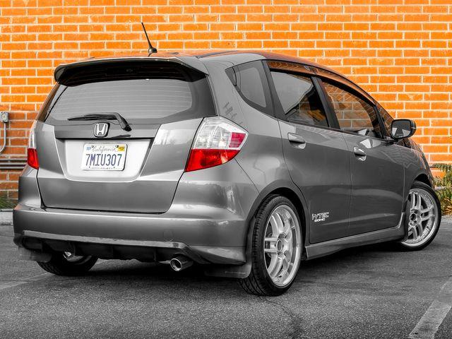 2012 Honda Fit Sport Burbank, CA 6