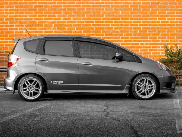 2012 Honda Fit Sport Burbank, CA 4