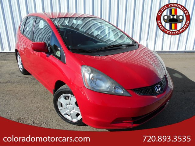 2012 Honda Fit in Englewood, CO 80110