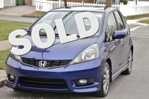 2012 Honda Fit Sport in