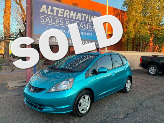 2012 Honda Fit 3 MONTH/3,000 MILE NATIONAL POWERTRAIN WARRANTY Mesa, Arizona