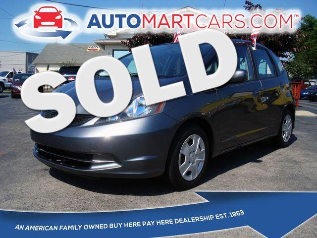 2012 Honda Fit    Nashville, Tennessee   Auto Mart Used Cars Inc. in Nashville Tennessee