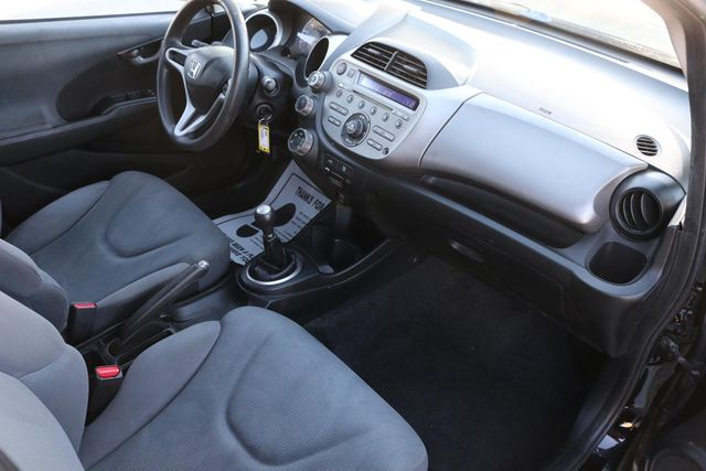 2012 Honda Fit 5 SPEED Santa Clarita, CA 9