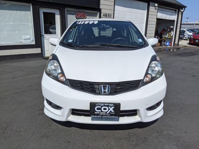 2012 Honda Fit Sport in Tacoma, WA 98409