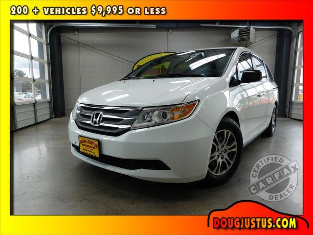 2012 Honda Odyssey EX-L(8 passengers)