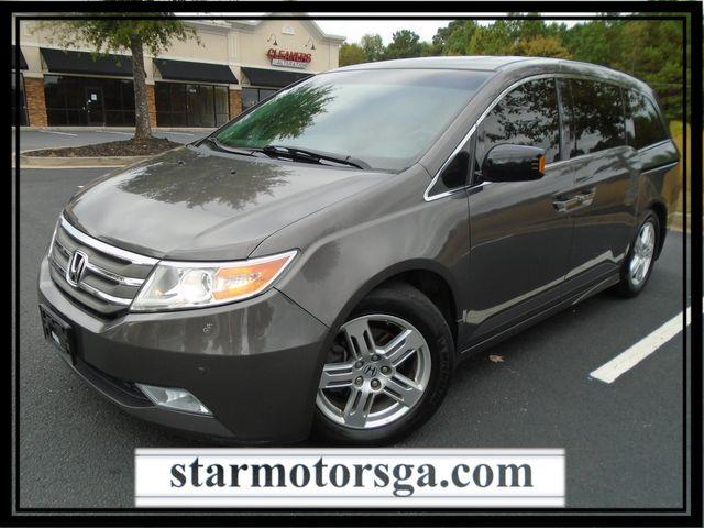2012 Honda Odyssey Touring - RES